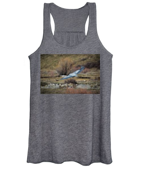Stretched Wide Open Women's Tank Top