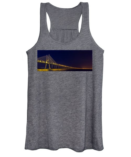 Stretching Into Infinity Women's Tank Top