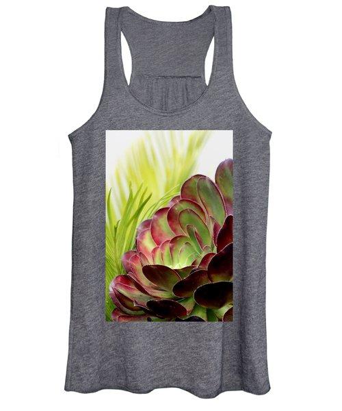 Succulent Women's Tank Top