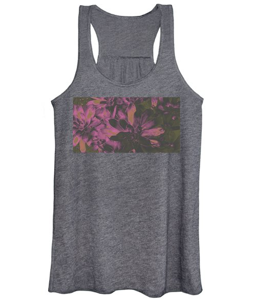 Succulents #3 Women's Tank Top