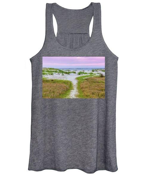 Sullivan's Island Natural Beauty Women's Tank Top