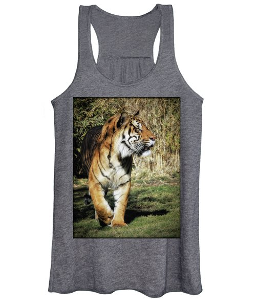Sumatran Tiger  Women's Tank Top