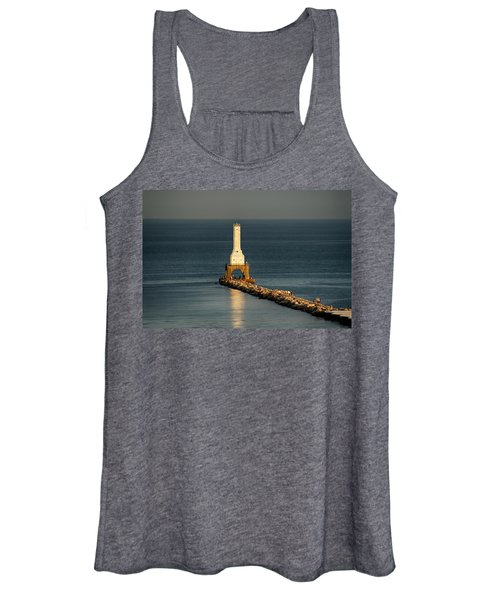 Summer Lighthouse Women's Tank Top