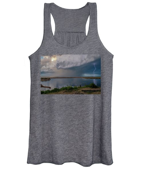 Summer Thunderstorm Women's Tank Top