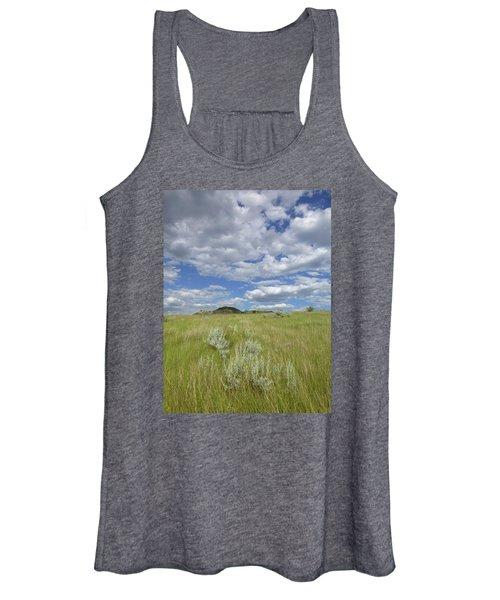 Summertime On The Prairie Women's Tank Top