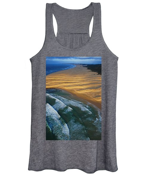 Sun Rise Coast  Women's Tank Top