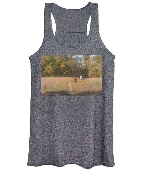 Sunday Afternoon Walk Women's Tank Top