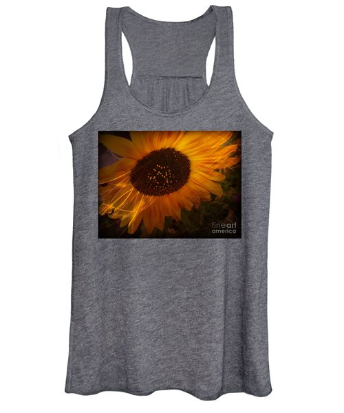 Sunflower Women's Tank Top