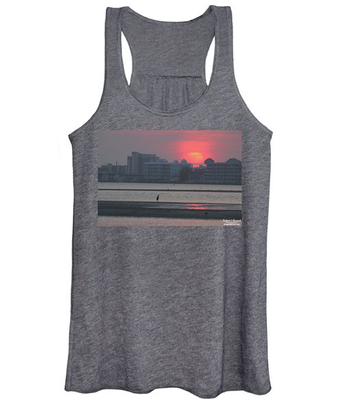 Sunrise And Skyline Women's Tank Top