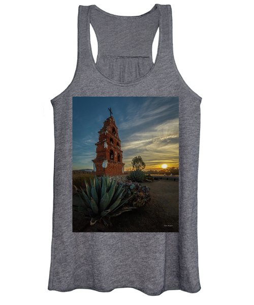 Sunrise At San Miguel Women's Tank Top