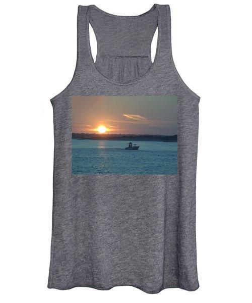 Sunrise Bassing Women's Tank Top