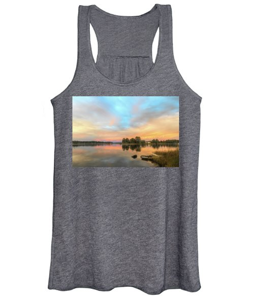 Sunrise, From The West Women's Tank Top