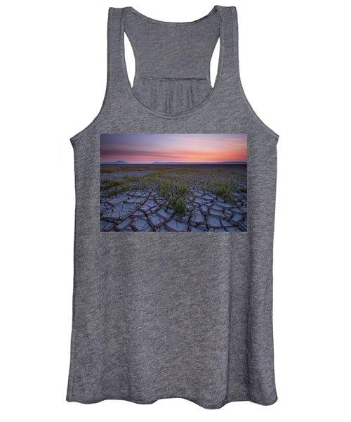 Sunrise On The Playa Women's Tank Top