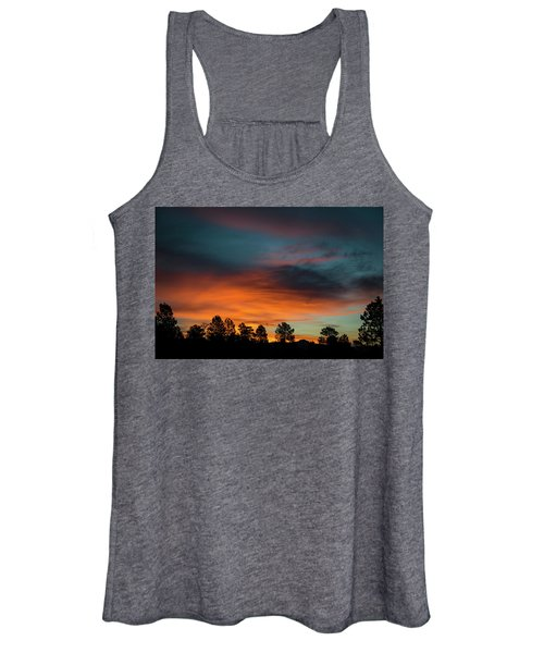 Sunrise Over The Southern San Juans Women's Tank Top