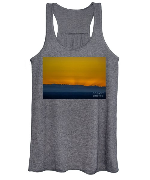 Sunset 3 Women's Tank Top