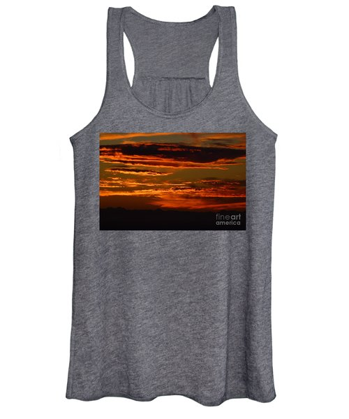 Sunset 5 Women's Tank Top
