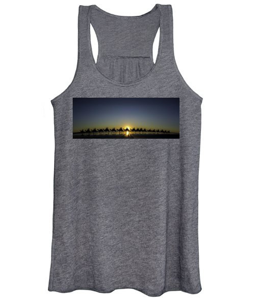 Sunset At Cable Beach Women's Tank Top