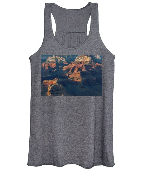 Sunset At The South Rim, Grand Canyon Women's Tank Top