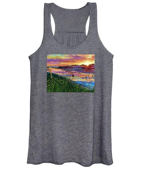 Sunset Creation Women's Tank Top