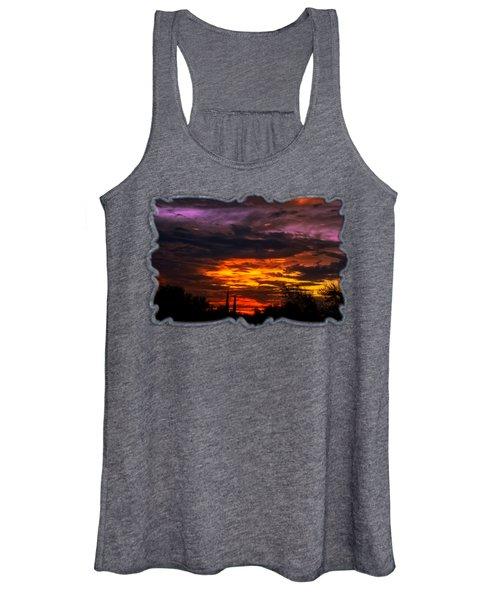Sunset H16 Women's Tank Top