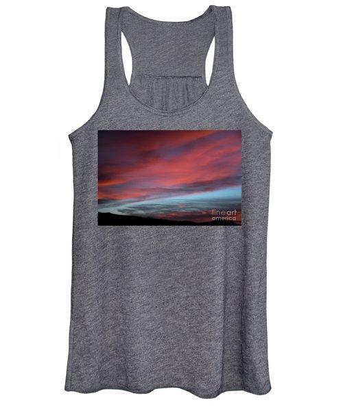 Sunset In Capital Reef  Women's Tank Top