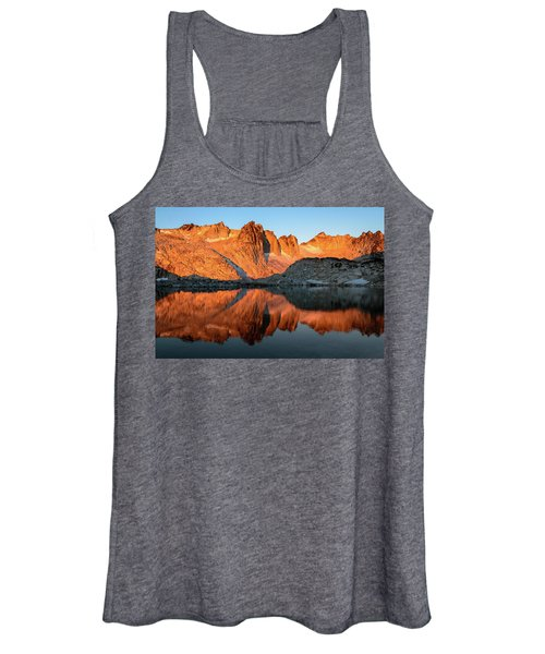 Sunset In The Higher Enchantment Women's Tank Top
