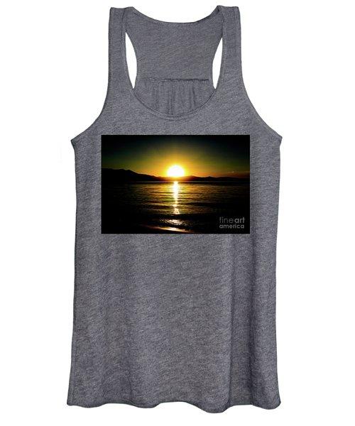 Sunset Lake 2 Women's Tank Top