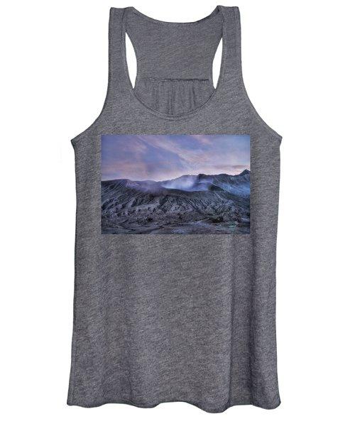 sunset Mount Bromo - Java Women's Tank Top