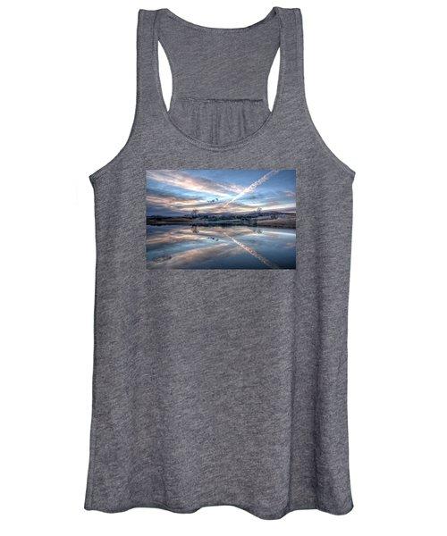Sunset Reflection Women's Tank Top
