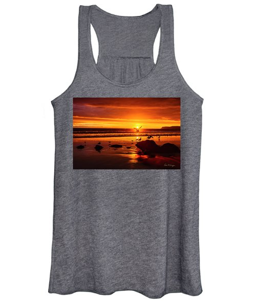 Sunset Surprise Women's Tank Top
