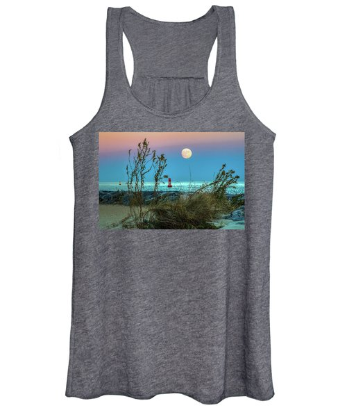 Super Moon 2016 Women's Tank Top