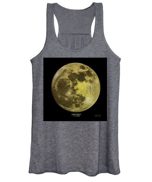 Super Moon Women's Tank Top