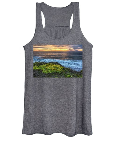 Surf And Turf Women's Tank Top