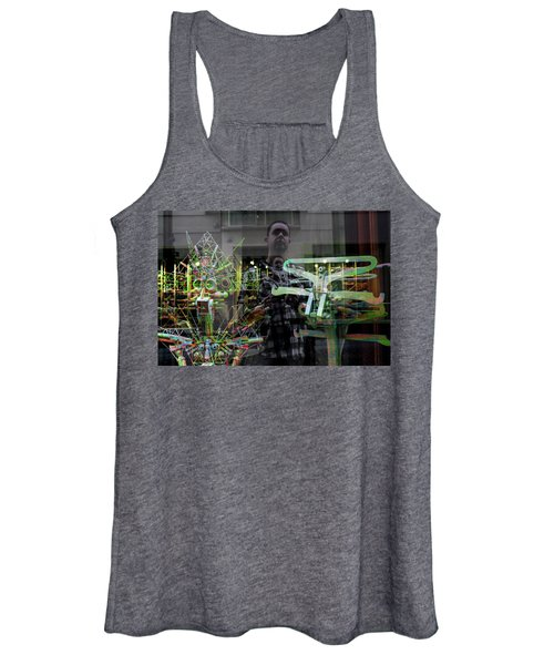 Surreal Introspection Women's Tank Top