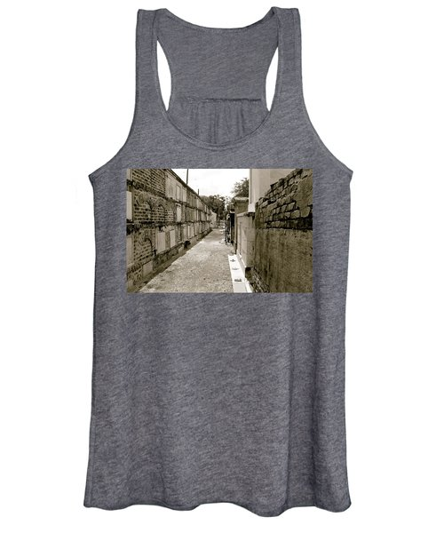 Surrounded By Loss Women's Tank Top