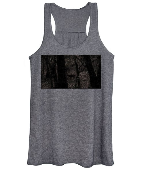 Surrounded Women's Tank Top