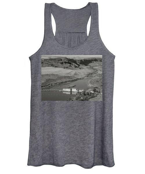 Swan Falls Dam Women's Tank Top