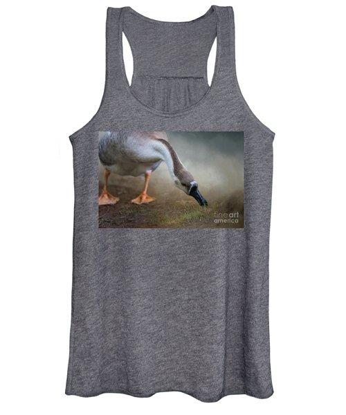 Swan Goose Women's Tank Top