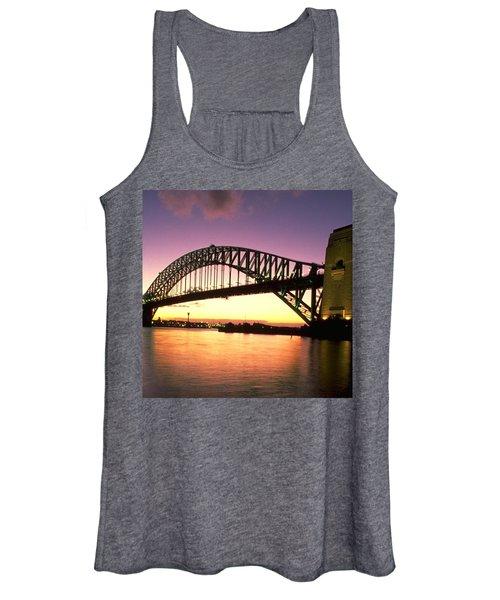 Sydney Harbour Bridge Women's Tank Top