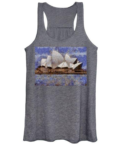Sydney Opera House Women's Tank Top