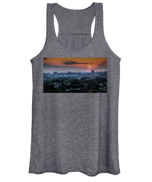 Syracuse Sunrise Women's Tank Top