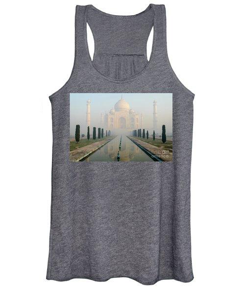 Taj Mahal At Sunrise 02 Women's Tank Top