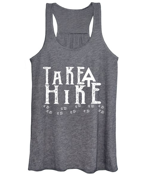 Take A Hike  Women's Tank Top