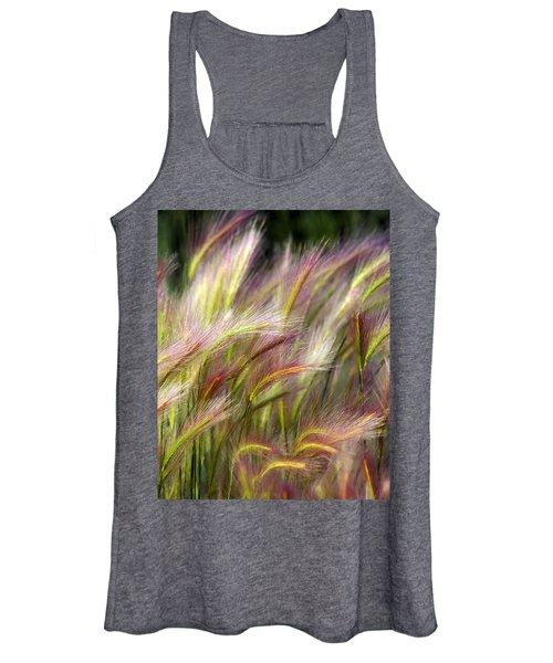 Tall Grass Women's Tank Top