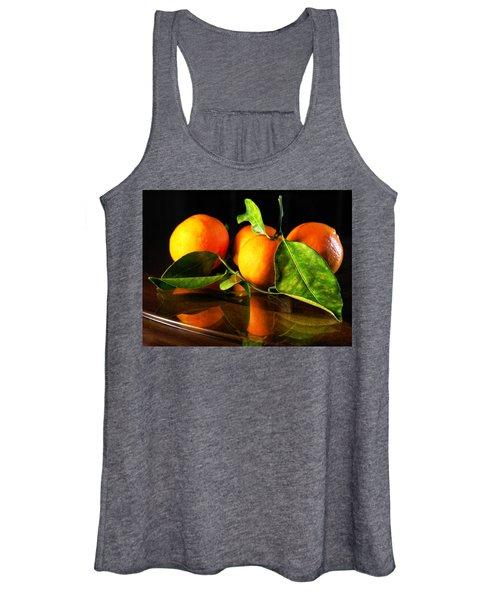 Tangerines Women's Tank Top