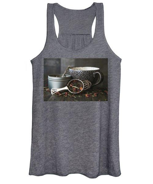 Tea Time 8312 Women's Tank Top