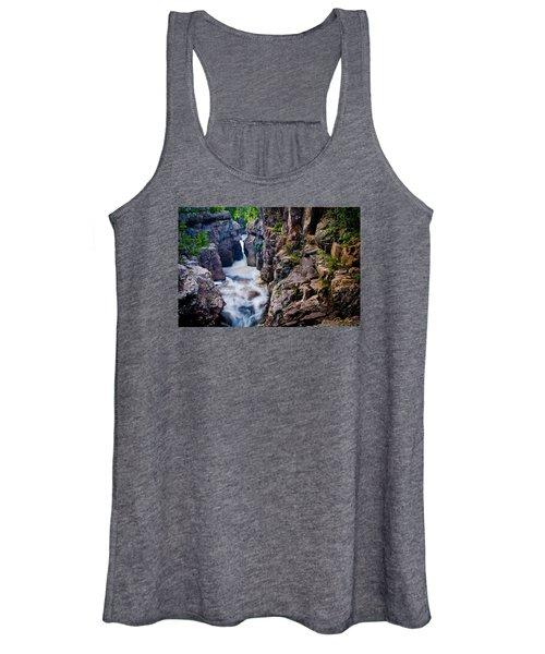 Temperance River Gorge Women's Tank Top