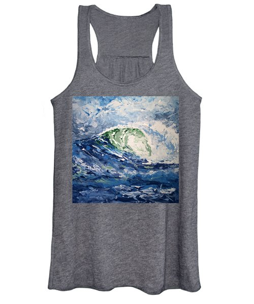 Tempest Abstract Women's Tank Top