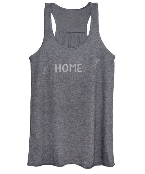 Tennessee Home Women's Tank Top