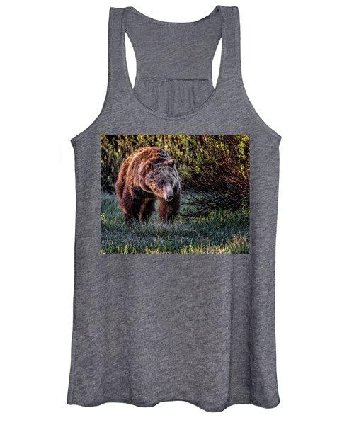 Teton Grizzly Women's Tank Top